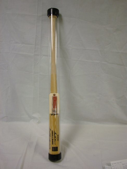 3116: SIGNED BAT; TED WILLIAMS
