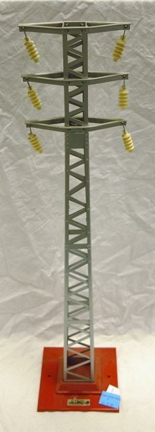 6: THREE MTH #94 HIGH TENSION TOWERS