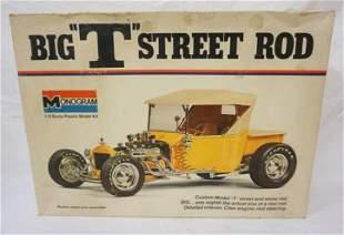 MONOGRAM MODEL CAR KIT BIG *T* STREET ROD