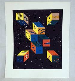SIGNED PETER GRASS LIMITED EDITION PRINT