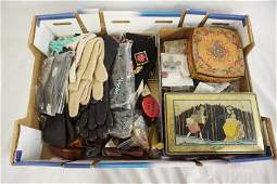 LOT OF MISC. MOSTLY VINTAGE ITEMS