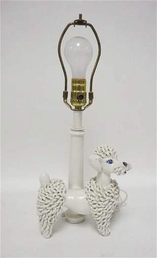 SPAGHETTI POODLE LAMP