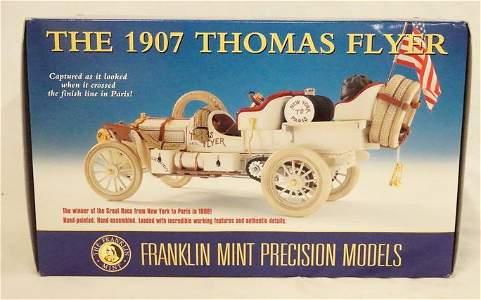 1907 THOMAS FLYER FRANKLIN MINT PRECISION MODEL