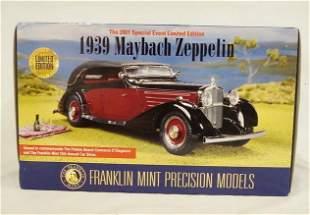 1939 MAYBACH ZEPPLIN DIE CAST MODEL