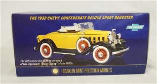 1932 CHEVY CONFEDERATE DELUXE SPORT ROADSTER MODEL