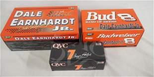3 REVELL NASCAR DIE CAST MODEL CARS