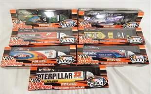7 RACING CHAMPIONS NASCAR MODEL CAR/TRUCK SETS