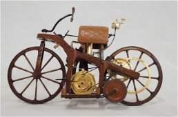 1885 DAIMLER FRANKLIN MINT PRECISION MODEL