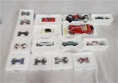 LARGE LOT OF MODEL CARS