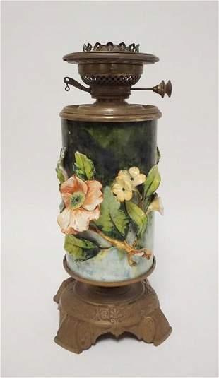 MILLER LAMP ART POTTERY