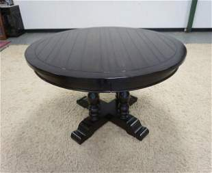 ROUND COUNTRY TABLE