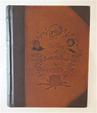 THE TALES OF BEEDLE THE BARD COLLECTORS EDITION