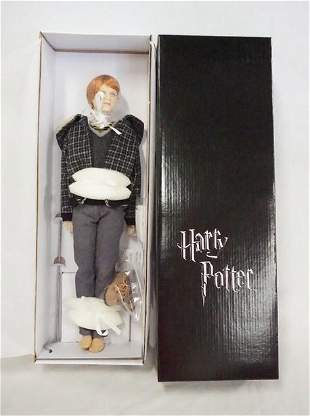 TONNER DEATHLY HALLOWS RON WEASLEY DOLL