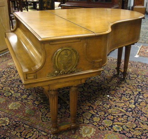 249: STEINWAY & SONS GRAND PIANO. X3466