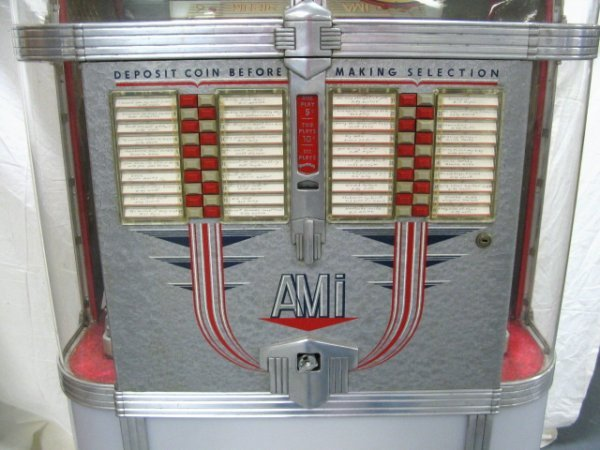 AMI JUKEBOX, MODEL 500 - 2