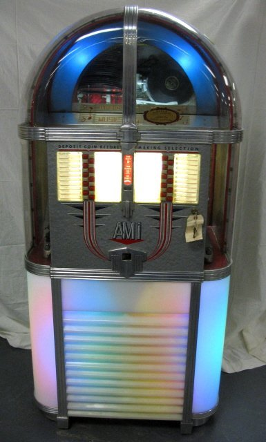 AMI JUKEBOX, MODEL 500 - 5