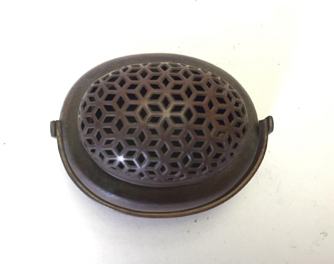 Chinese Copper Hand Warmer - 3