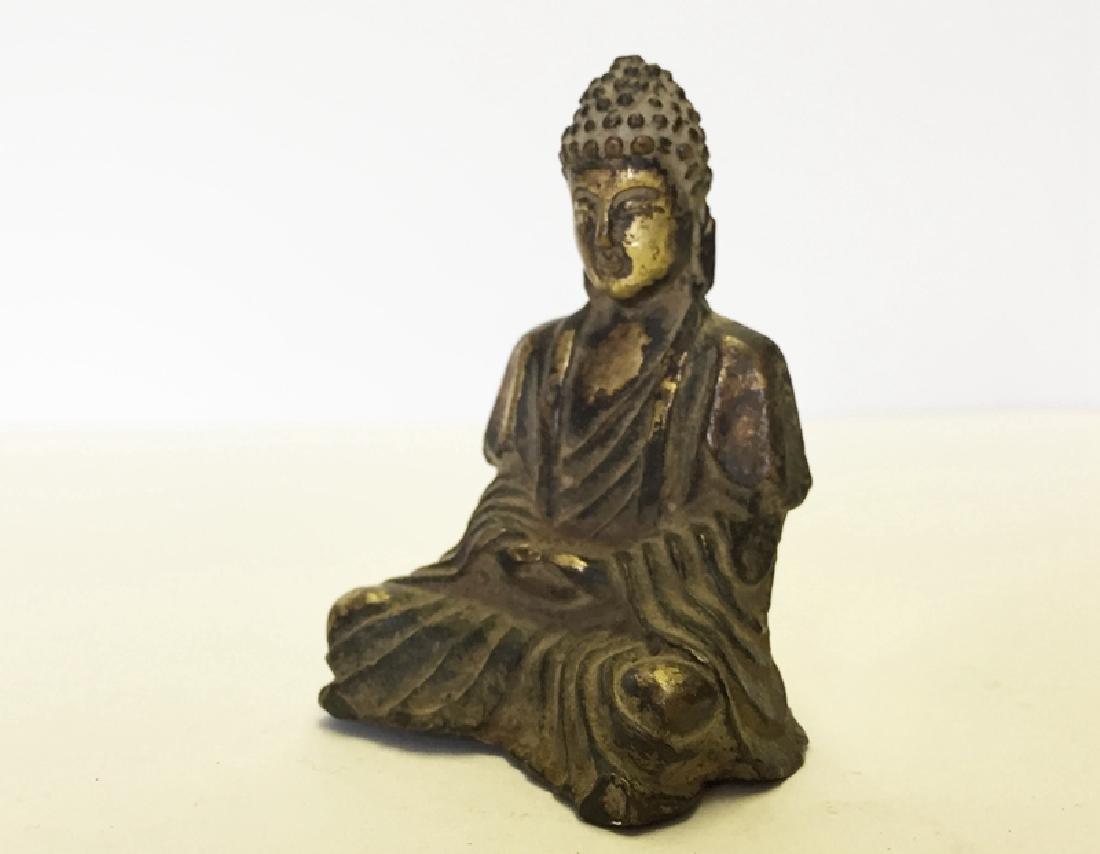 Chinese Copper Buddch - 2