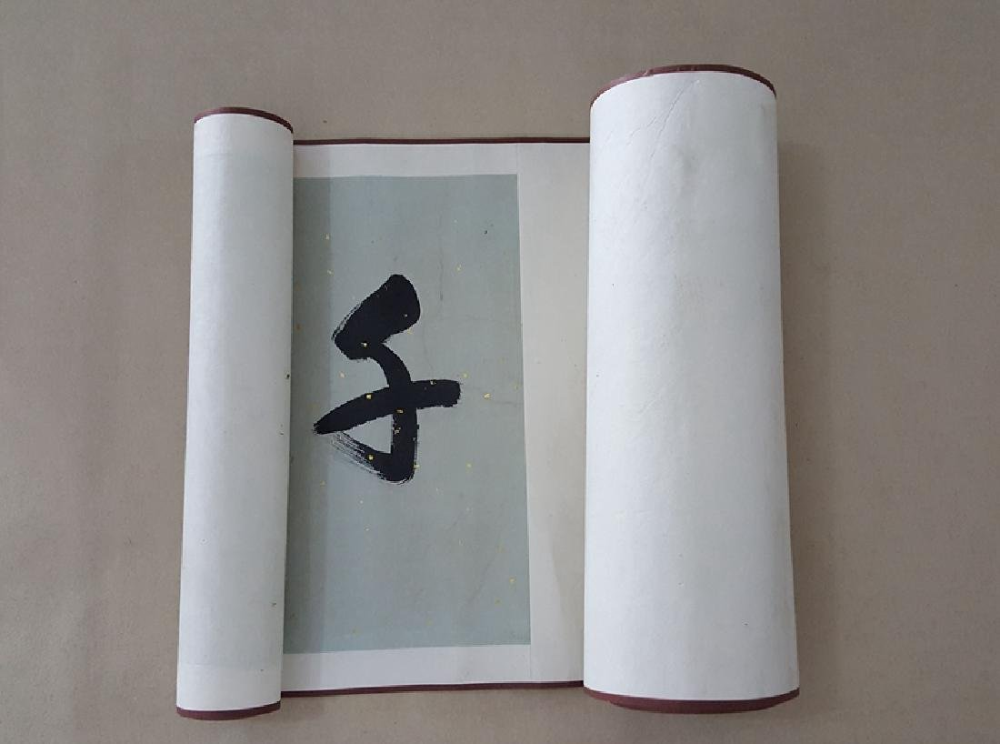 Chinese Scroll Painting,Xie Zhiliu(1910-1997) - 11
