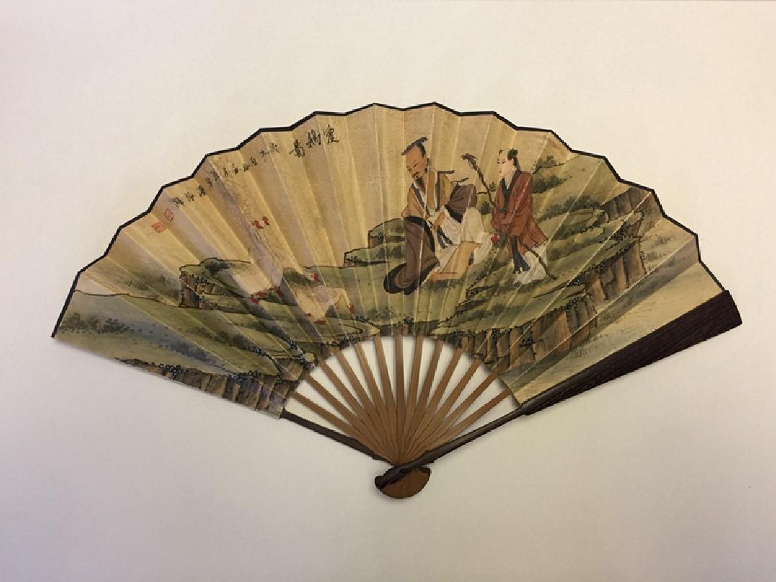 Chinese Fold Fan