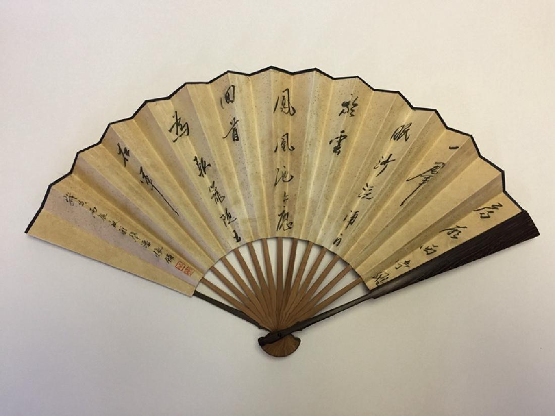 Chinese Fold Fan - 2