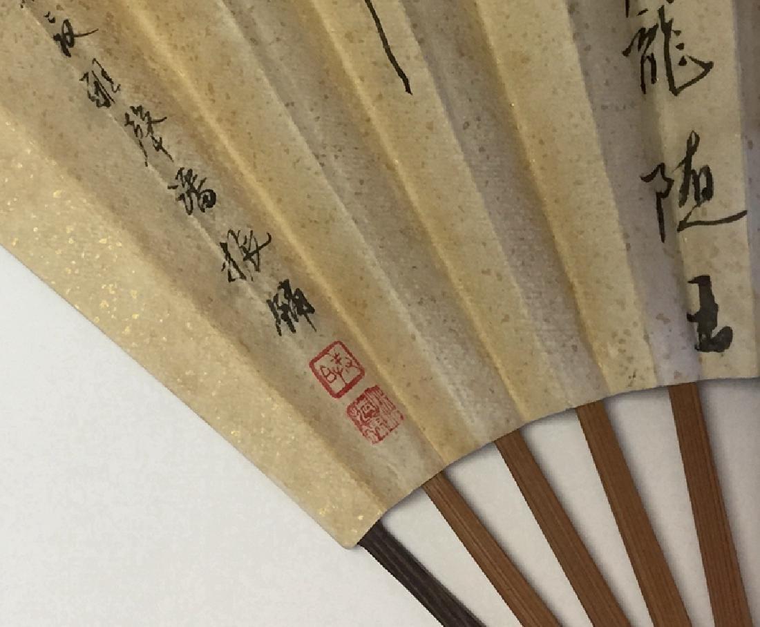 Chinese Fold Fan - 7