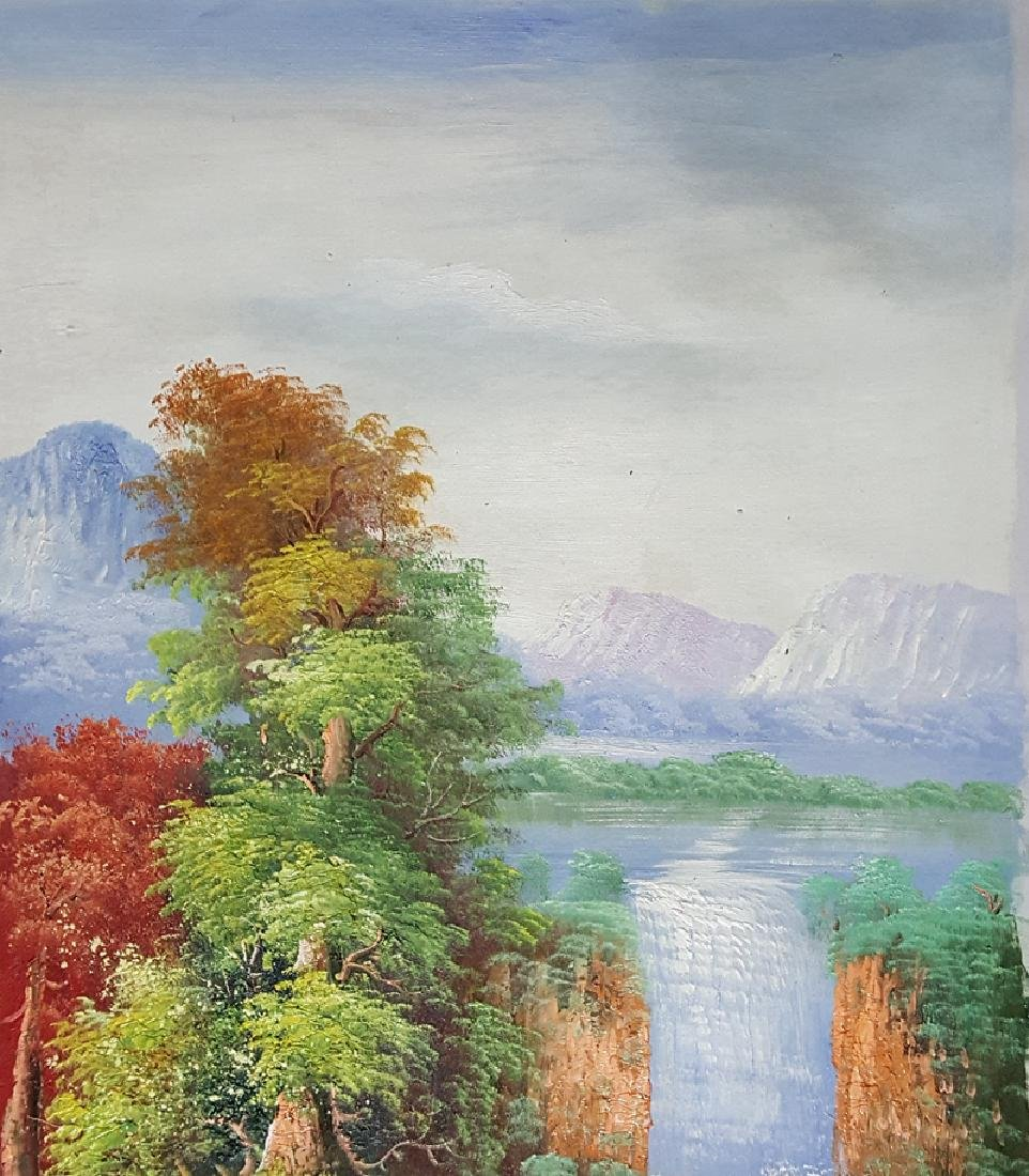 An Oil Painting,Guan Shanyue(1912-2000) - 2