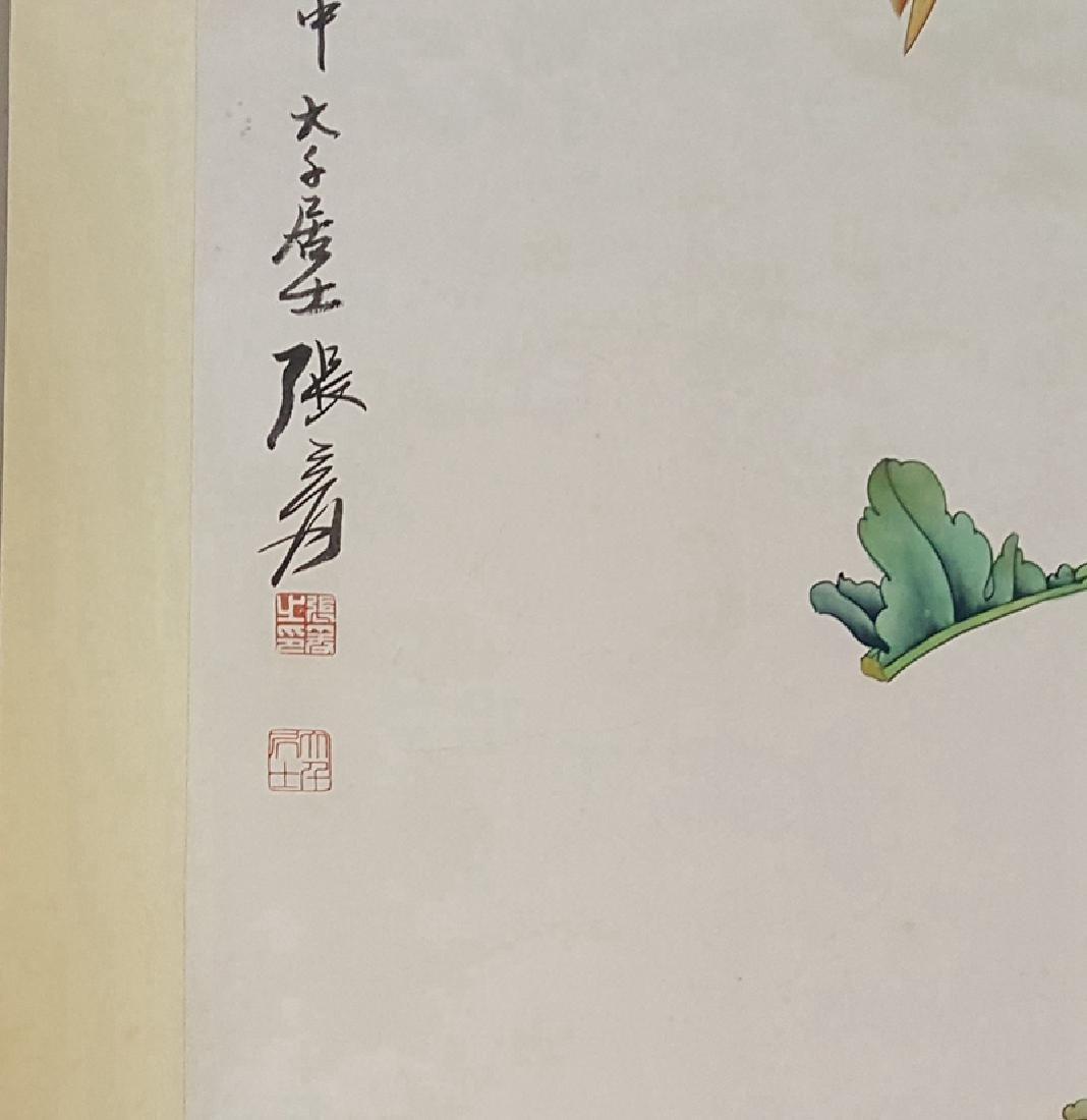 Chinese Scroll Painting,Zhang Daqian(1899-1983) - 6