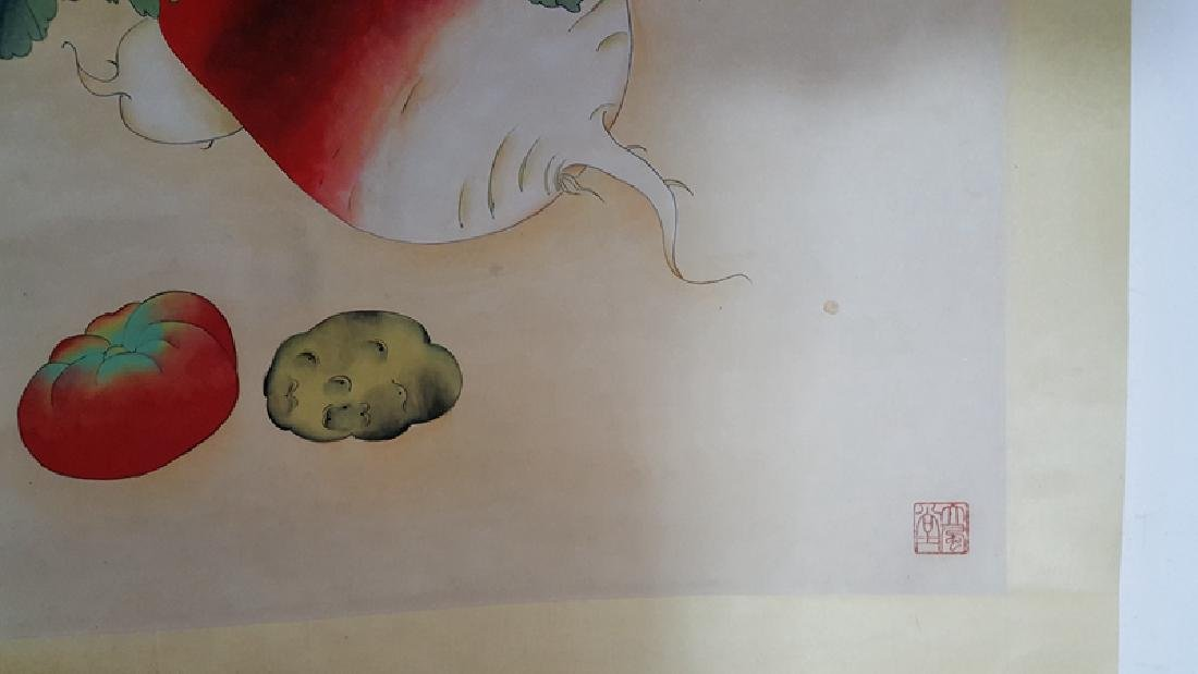 Chinese Scroll Painting,Zhang Daqian(1899-1983) - 7