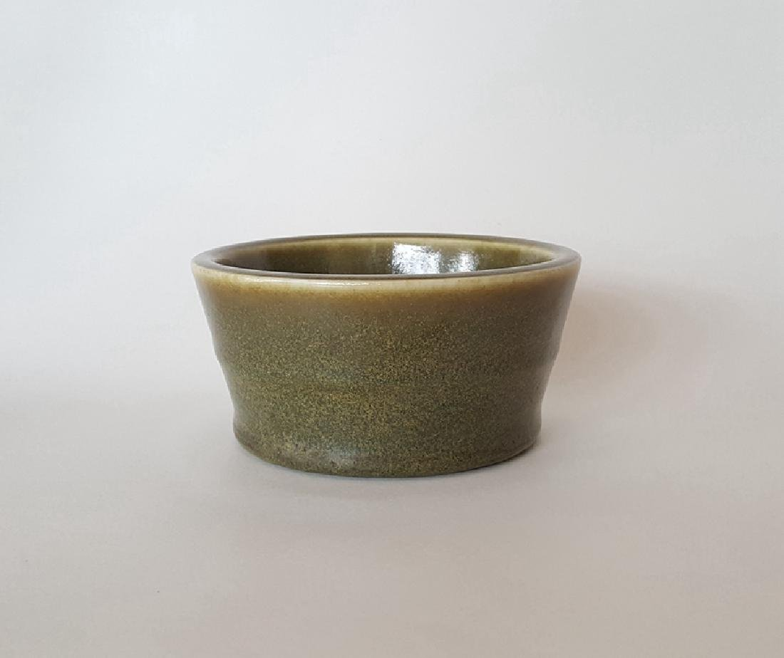 Chinese Tea Glaze Incense Burner