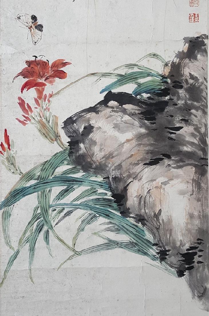 Chinese Painting,Wang Xuetao(1903-1982) - 5
