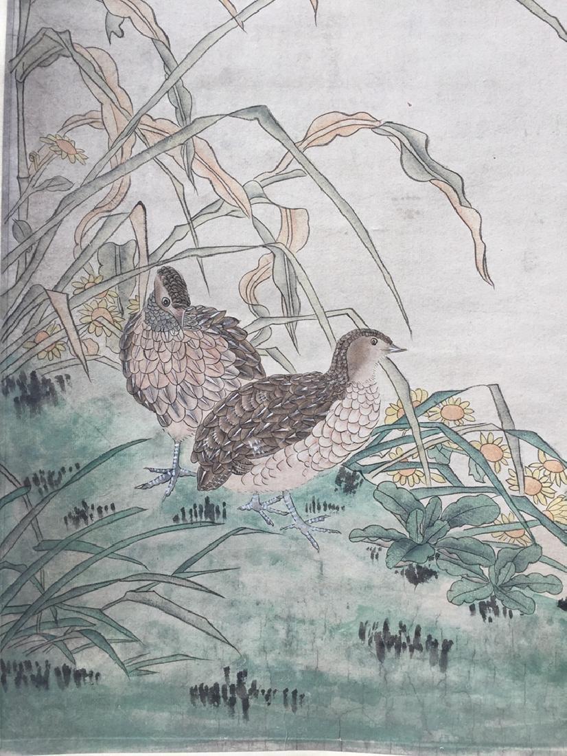 Chinese Scroll Painting,Chen Zhifu (18 96 -19 62 ) - 3