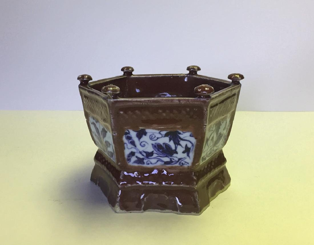 Chinese Porcelain Incense Burner