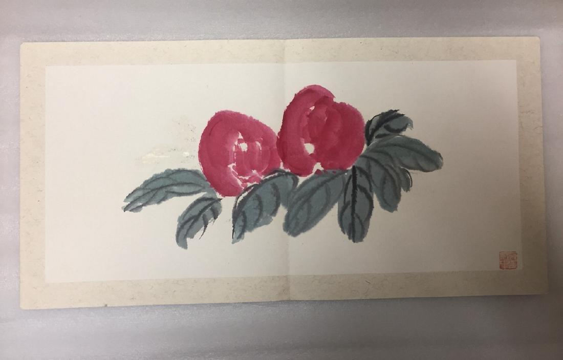 Chinese Painting Album,Wu Guanzhong (1919-2010) - 10