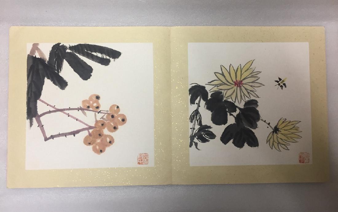 Chinese Painting Album,Wu Guanzhong (1919-2010) - 2