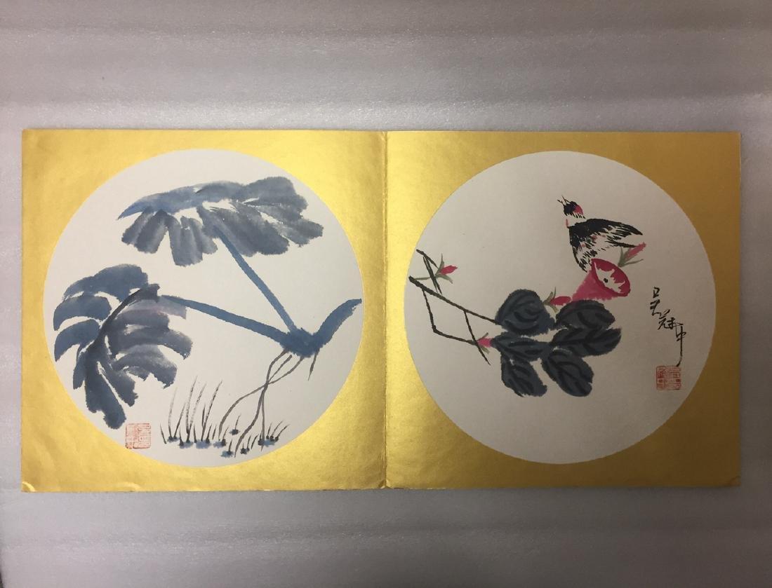Chinese Painting Album,Wu Guanzhong (1919-2010) - 3