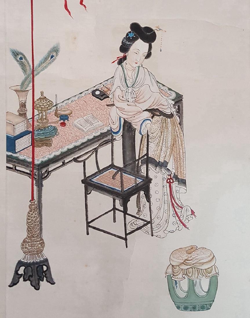 Chinese Scroll Painting,Huang Shanshou(1855-1919) - 3