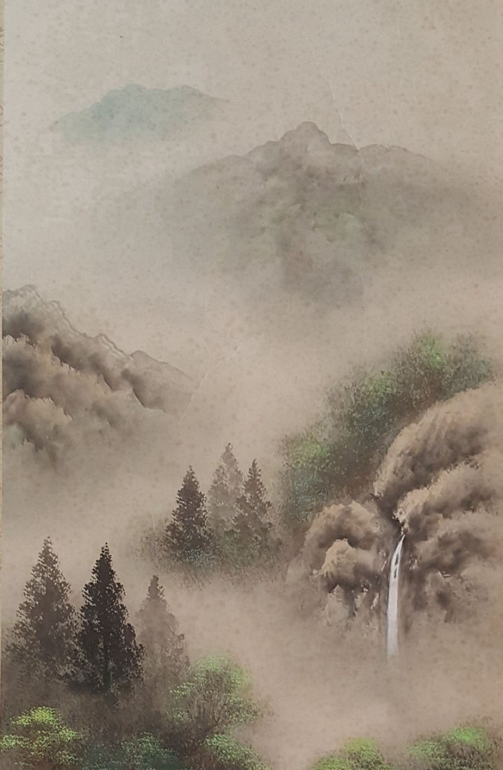Chinese Scroll Painting,Lin Fengmian(1900-1991) - 2