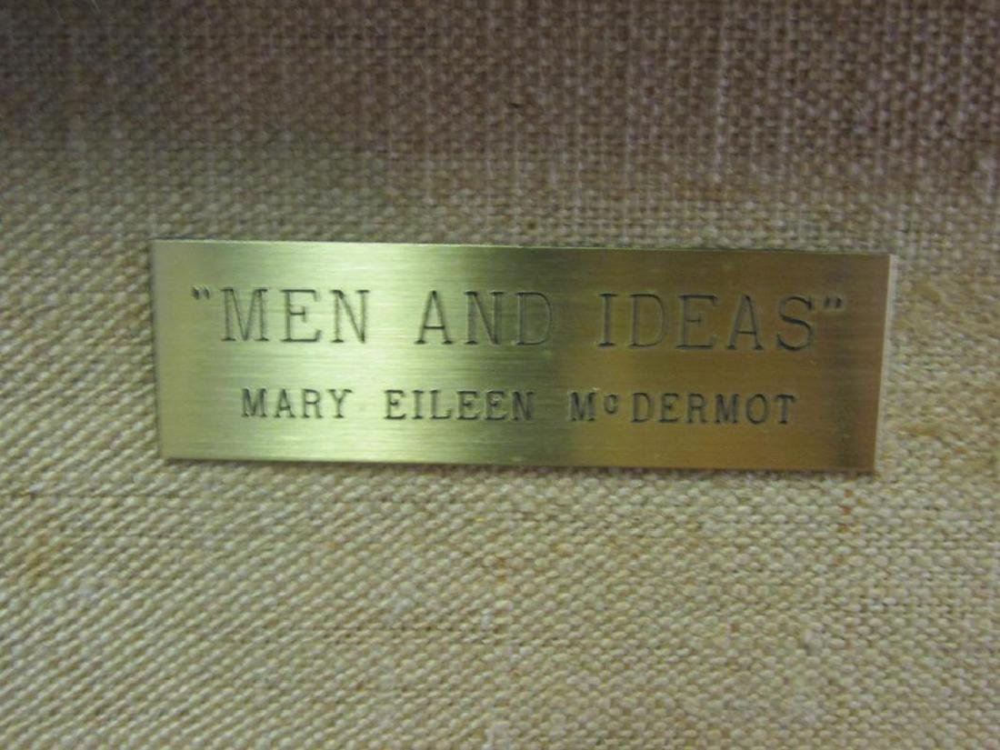 """MEN & IDEAS"" MARY ELLEN MCDERMOTT - 3"