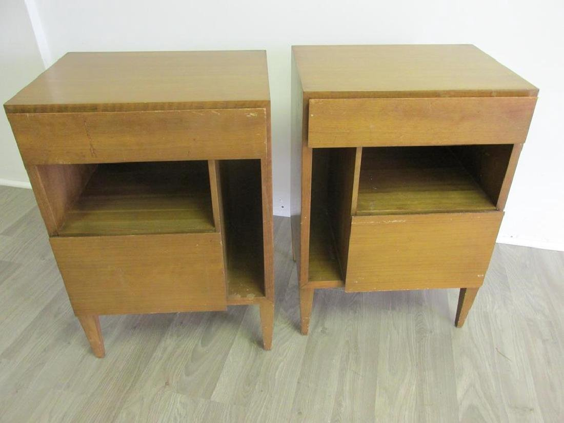 GIO PONTI FOR SINGER & SONS NIGHTSTANDS