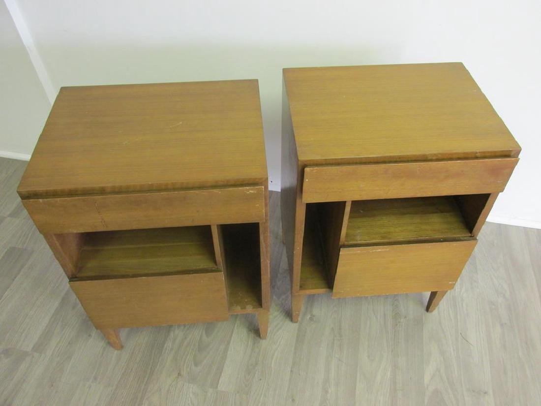 GIO PONTI FOR SINGER & SONS NIGHTSTANDS - 2