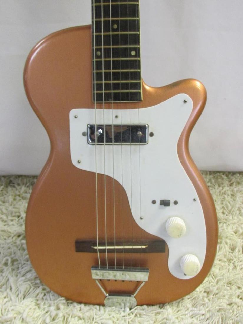 1957 HARMONY STRATOTONE ELECTRIC GUITAR - 4
