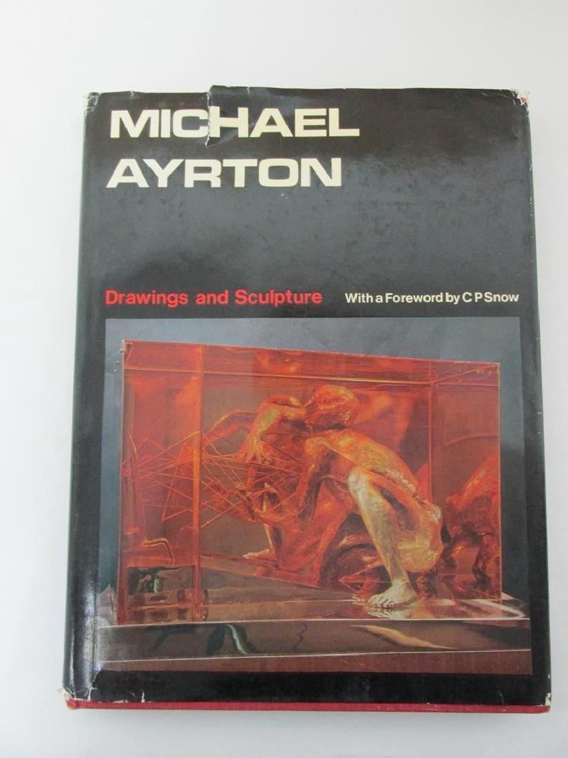 "MICHAEL AYRTON ""DISTURBED FIGURE"" - 5"