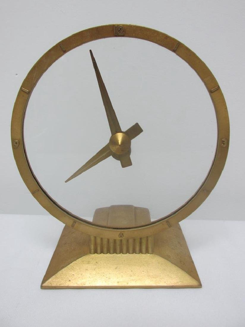 FRANKLIN MYSTERY CLOCK