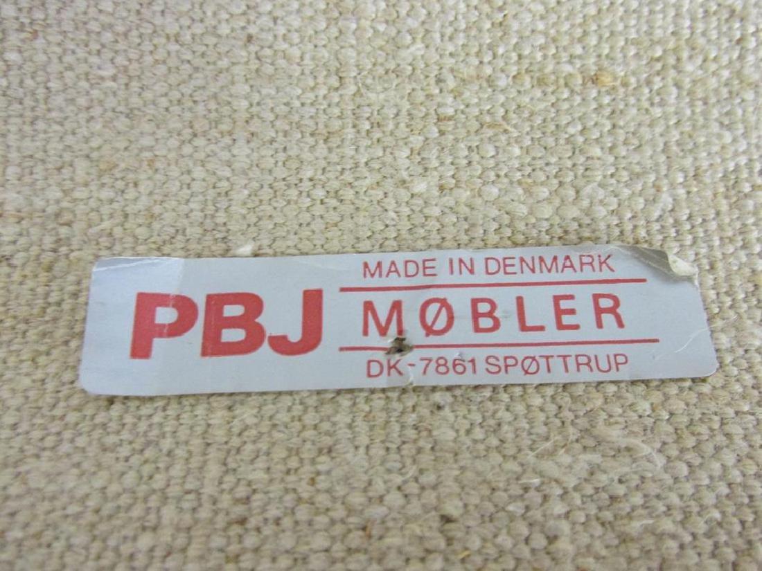 DANISH MAGAZINE RACK, PBJ MOBLER - 2