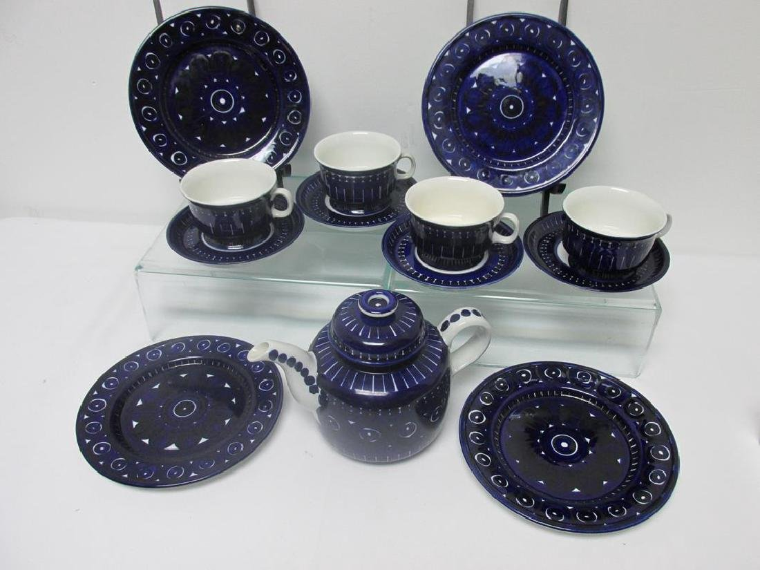 ARABIA FINLAND TEA SET