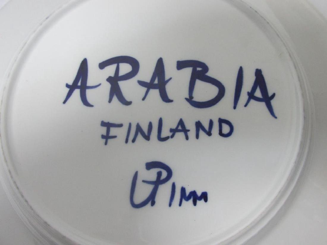 ARABIA FINLAND TEA SET - 2