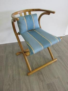 BENTWOOD THONET STYLE FOLDING CHAIR, ROMANIA