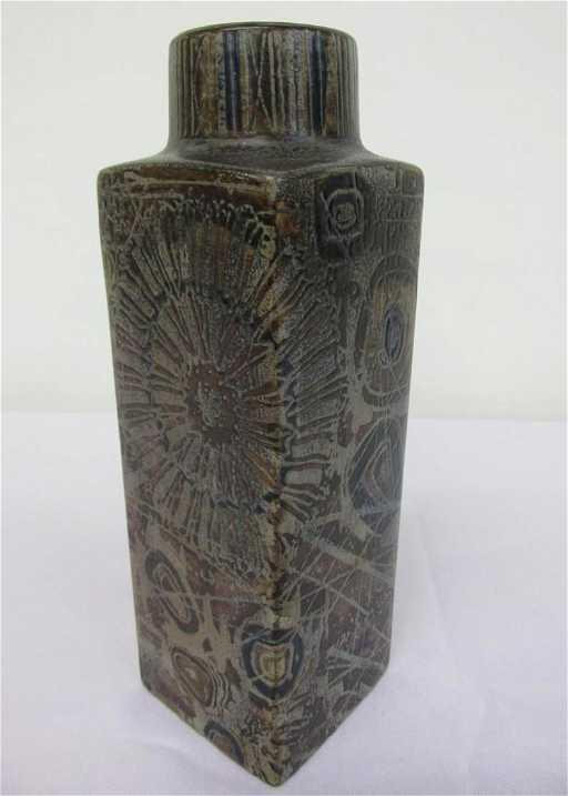 Nils Thorsson For Royal Copenhagen Fajance Vase