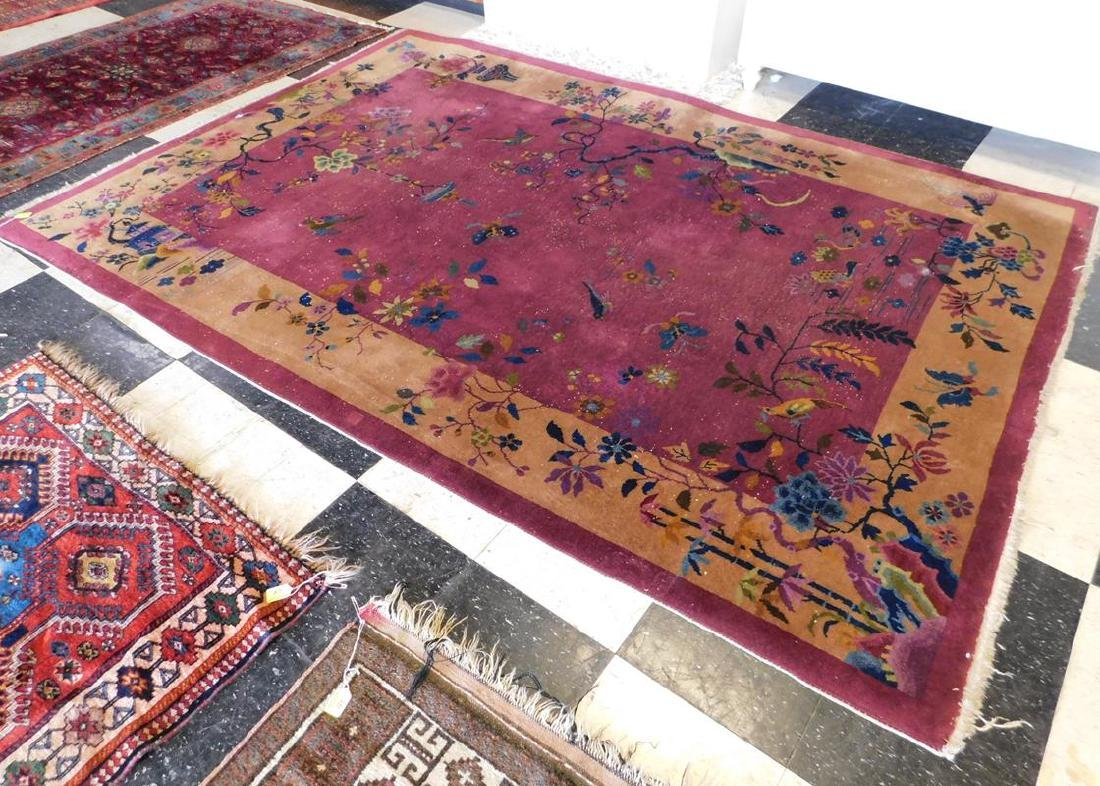 CHINESE AREA CARPET